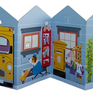 Casas de cartón Kandoo - Correos