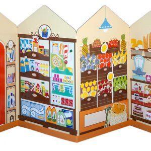 Casas de cartón Kandoro - la tienda